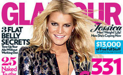 """Jessica Simpson: """"At a Great Place"""" in Her Life"""