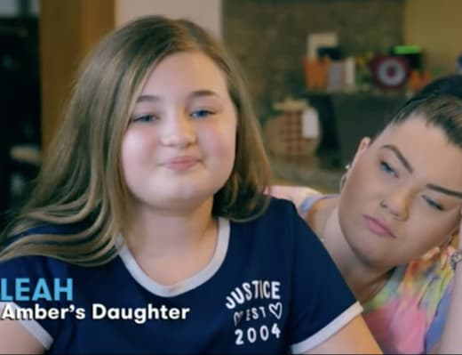 Leah and Amber Portwood