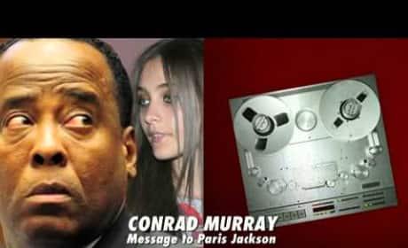 Conrad Murray Letter to Paris Jackson