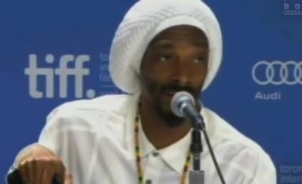 Snoop Dogg Endorses Obama: He Cleaned Half That $h!t Up in Four Years!