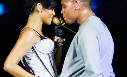 "Report: Chris Brown & Rihanna ""Dangerously"" Close to Reconciling, Friends Scramble to Torpedo Romance"