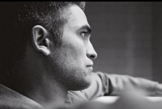 Robert Pattinson InStyle Photo