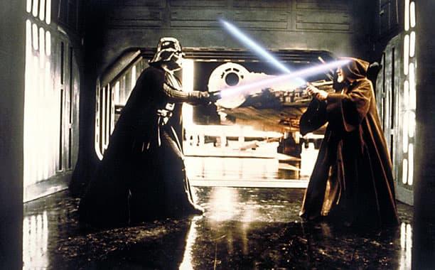 Star Wars Scene