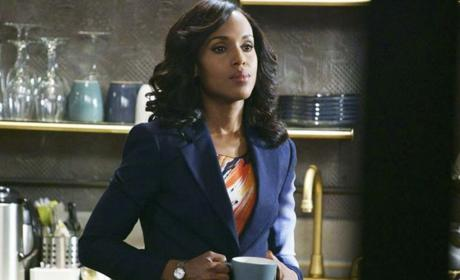 Kerry Washington as Olivia Pope