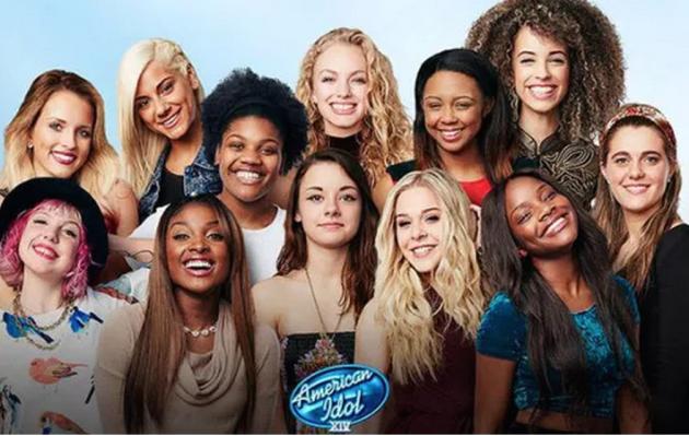 American Idol Women