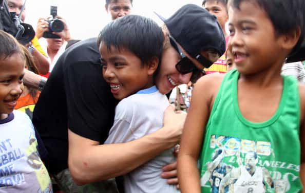 Bieber in the Philippines