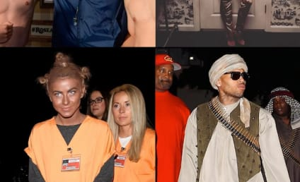 11 Stars Who Should Have Just Stayed Home on Halloween