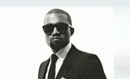 Kanye West Raps Quasi Proposal to Kim Kardashian