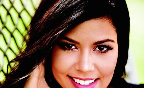 Kourtney Kardashian for Fit Pregnancy