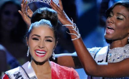 Olivia Culpo Wins Miss Universe 2012!