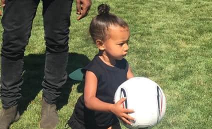 Kim Kardashian: Officially a Soccer Mom!