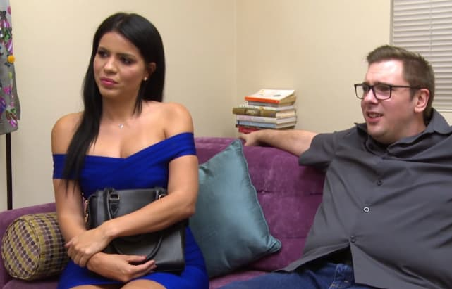 Larissa lima and colt johnson in therapy