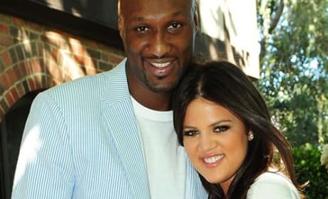 Lamar Odom: A Timeline of Tragedy, Love, Loss ... and Redemption?!
