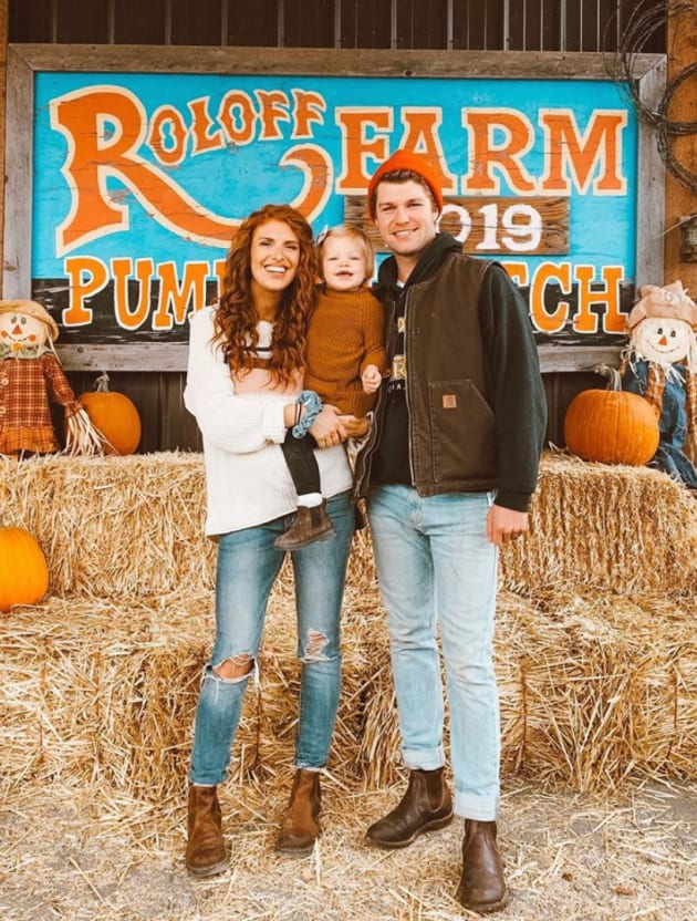 Roloffs Open Pumpkin Season With Annual Family Photo But Who S Missing The Hollywood Gossip