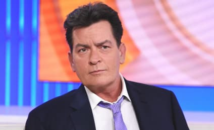Charlie Sheen to Pen Post-HIV Memoir?