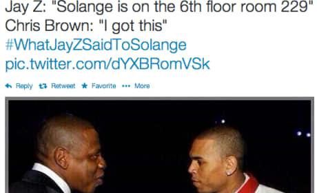 #WhatJayZSaidtoSolange: The Best Memes