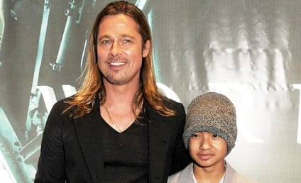 Brad Pitt Files AGAINST Angelina Jolie as Custody Battle Gets NASTY