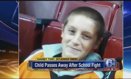 Bullied Boy Dies From Injuries Suffered in Fight