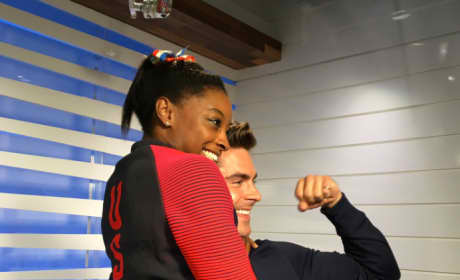 Zac and Simone