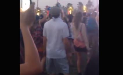 Leonardo DiCaprio Dances at Coachella, Forever Wins the Internet