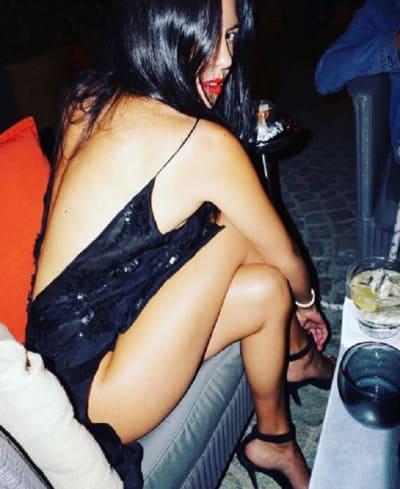 Kourtney Kardashian and Her Legs