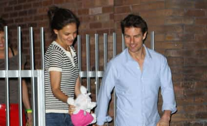 Tom Cruise Divorce Negotiations: Suri the Key Factor