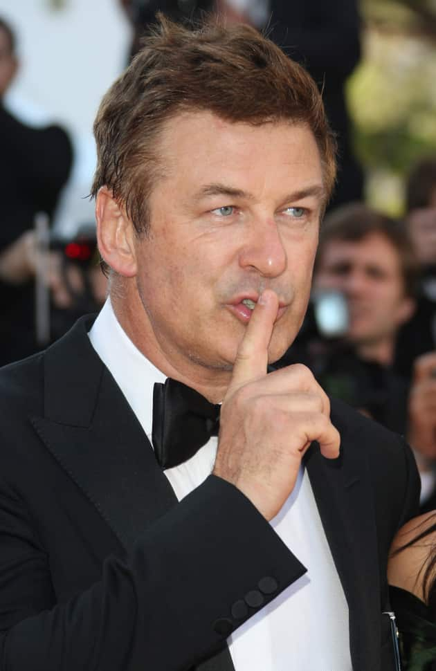 An Alec Baldwin Photograph