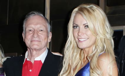Crystal Harris and Hugh Hefner: Officially Back Together!