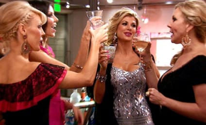 The Real Housewives of Orange County Recap: Just Dance