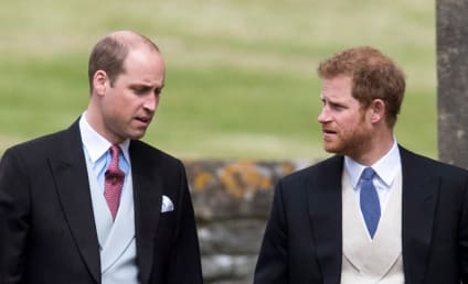 Prince Harry to Prince William: Will You Be My Best Man?