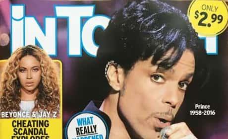 Prince Magazine Cover