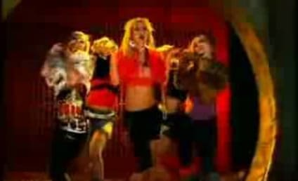 "Britney Spears: ""If U Seek Amy"" Cover Art, Video"