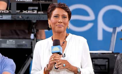 Robin Roberts Delays Transplant, Blogs Goodbye to Mother