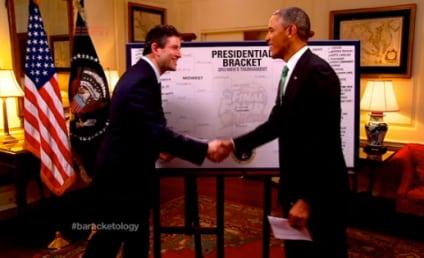 Barack Obama Chooses Indiana to Win NCAA Tournament