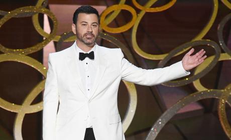 Jimmy Kimmel Hosts