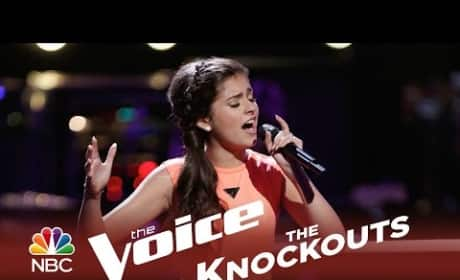 Bryana Salaz - Heart Attack (The Voice Knockouts)