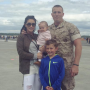 Bristol Palin and Family
