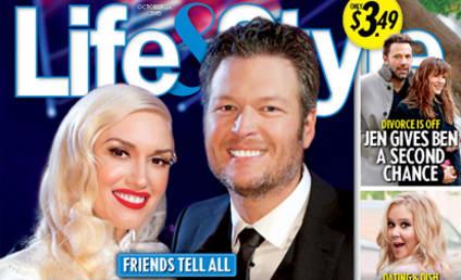 Blake Shelton and Gwen Stefani: Wedding in the Works?!?