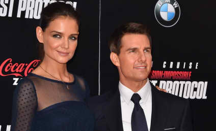 Tom Cruise-Katie Holmes Divorce Settlement Talks Underway