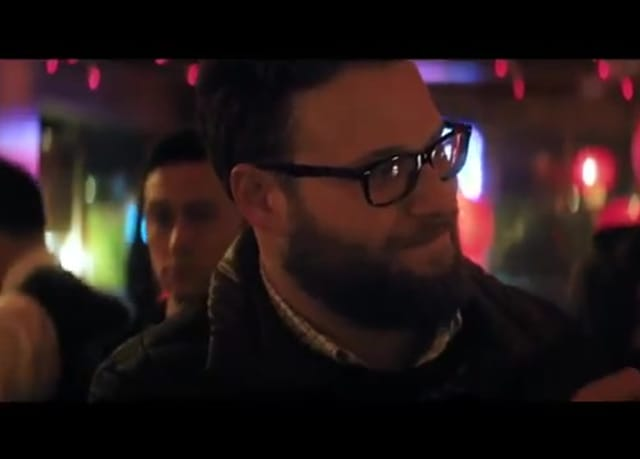 the night before trailer check out seth rogens christmas eve bender the hollywood gossip - The Night Before Christmas Trailer