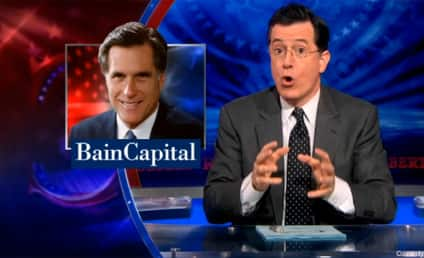 Stephen Colbert on Mitt Romney: Possible Serial Killer!