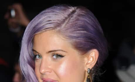 Kelly Osbourne, Purple Hair