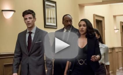 The Flash Season 4 Episode 10 Recap: The Trial of The Flash