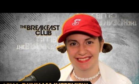 Lena Dunham on The Breakfast Club