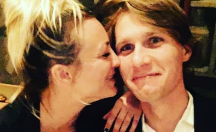Kaley Cuoco: Already MOVING IN With Karl Cook?!