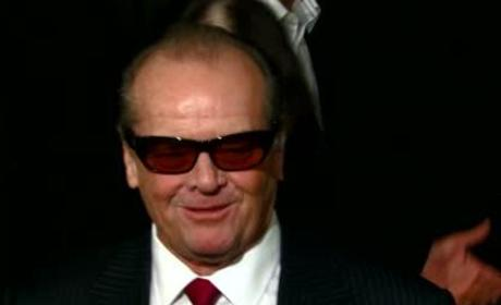 Jack Nicholson Retiring From Acting
