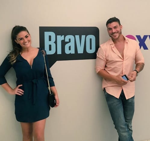 Jax Taylor Brittany Cartwright Bravo Offices