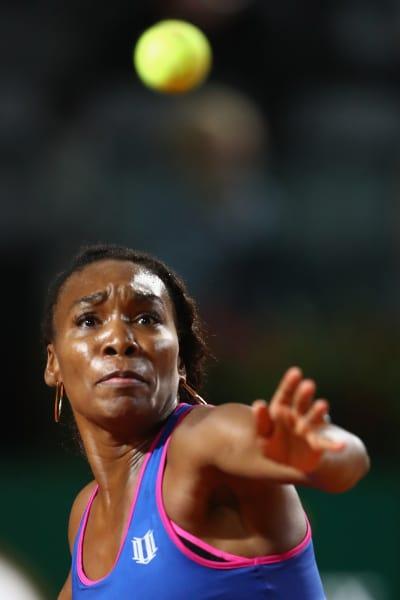 Venus on the Court