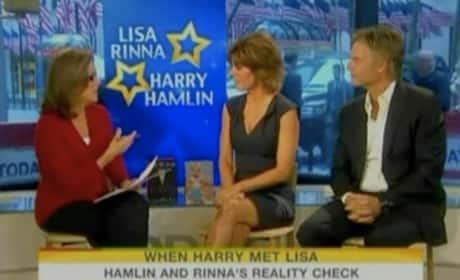 Lisa Rinna Interview