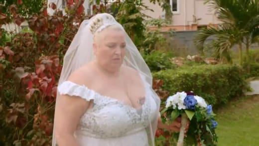 Bride Angela Deem
